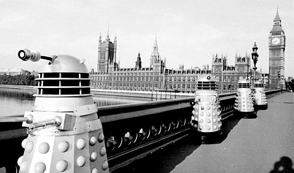 Daleks 1964