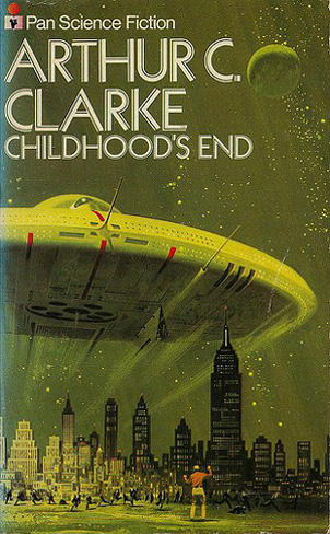 the abuses of man in childhoods end by arthur c clarke Written by arthur c clarke and hailed as a revolutionary work of science fiction since its publishing in 1953, childhoods end follows the he is a man with.